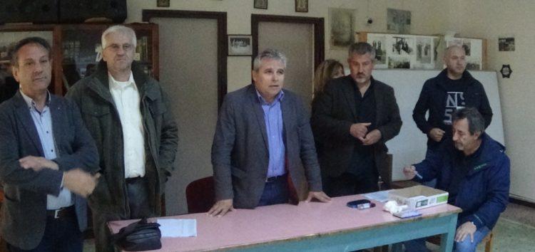 Εκλογές για την ανάδειξη μελών για τις επιτροπές αναδασμού στην Τ.Κ. Αρμενοχωρίου (video, pics)