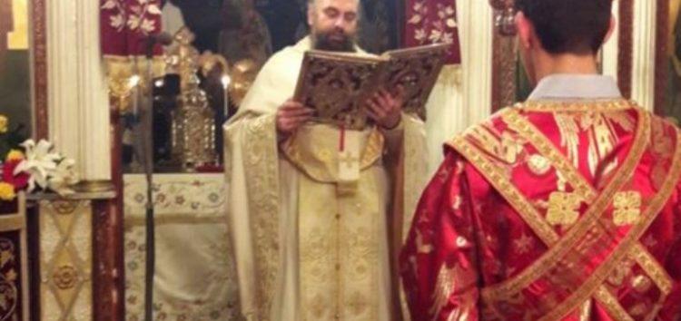 Ανάσταση στην Τ.Κ. Αχλάδας