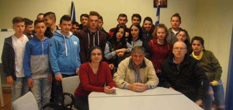 Μαθητές του ΕΠΑΛ Φλώρινας επισκέφτηκαν το Επιμελητήριο