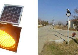 Προειδοποιητικά φανάρια σε τοπικές κοινότητες του Αμυνταίου