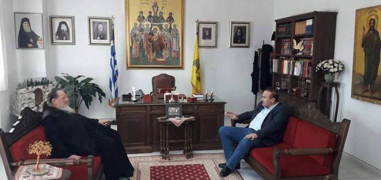 Επισκέψεις του βουλευτή Γιάννη Αντωνιάδη