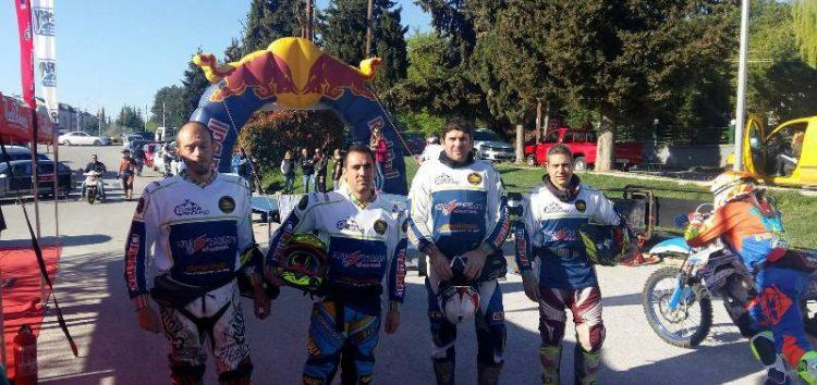 Με μία νίκη και διακρίσεις η πρώτη εμφάνιση του Μ.Ο.Φ. στο Πρωτάθλημα ENDURO Βορείου Ελλάδος
