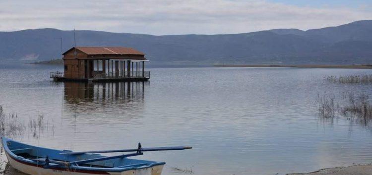 Επικαιροποίηση κανόνων αλιείας στη λίμνη Βεγορίτιδα