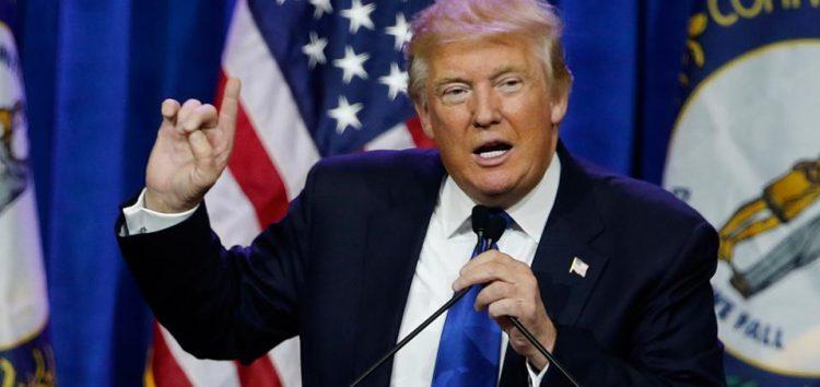 Ντόναλντ Τραμπ, ο νέος πρόεδρος των ΗΠΑ