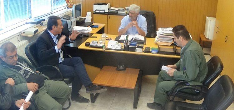Επίσκεψη γνωριμίας του Αντιπεριφερειάρχη Ενέργειας στον ΑΗΣ Αμυνταίου – Φιλώτα (pics)