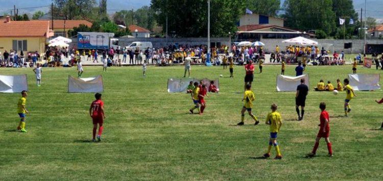 Το 10ο Διεθνές Τουρνουά Παιδικού Ποδοσφαίρου του ΠΑΣ Φλώρινα