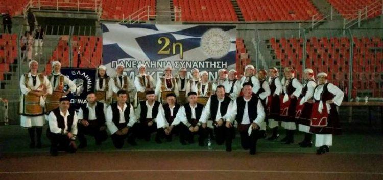 Το Λύκειο Ελληνίδων Φλώρινας στη 2η Πανελλήνια Συνάντηση Μακεδόνων (pics)