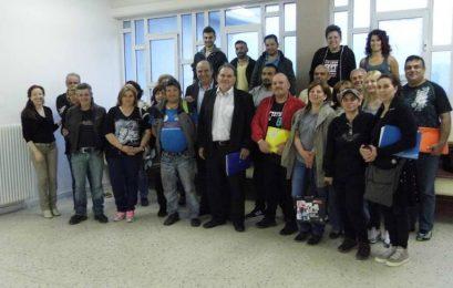 Ολοκληρώθηκε ο κύκλος των ενημερωτικών επισκέψεων του Επιμελητηρίου Φλώρινας στα σχολεία