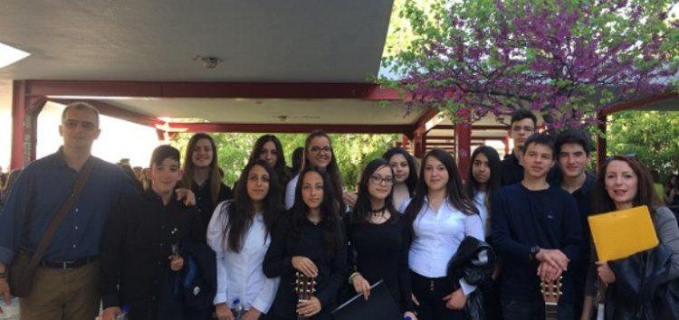 Το Μουσικό Σχολείο Αμυνταίου στο Φεστιβάλ Μουσικών Σχολείων «Ξάνθη Πόλις Ονείρων» (pics)