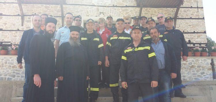 «Δια πυρός 2017»: Άσκηση αντιμετώπισης δασικής πυρκαγιάς στην Περιφερειακή Πυροσβεστική Διοίκηση Δυτικής Μακεδονίας