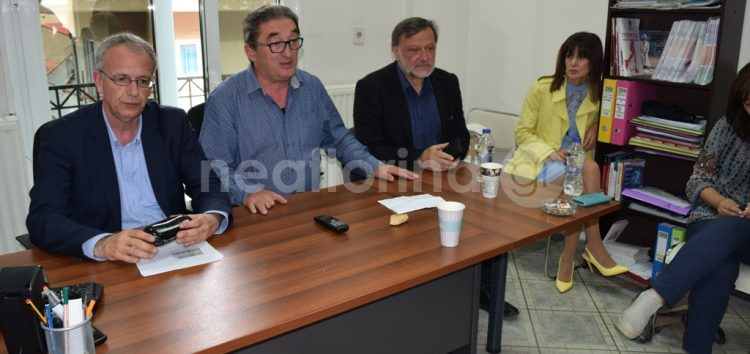 Ο ΣΥΡΙΖΑ Φλώρινας για τα αποτελέσματα της επίσκεψης του Πάνου Ρήγα
