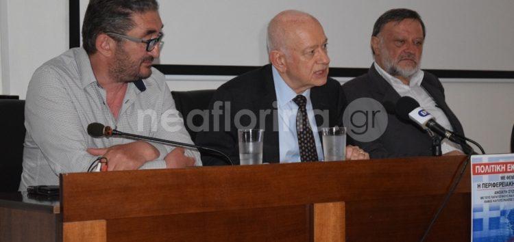 Ο βουλευτής Κ. Σέλτσας για την επίσκεψη του υπουργού Οικονομίας και Ανάπτυξης στη Φλώρινα