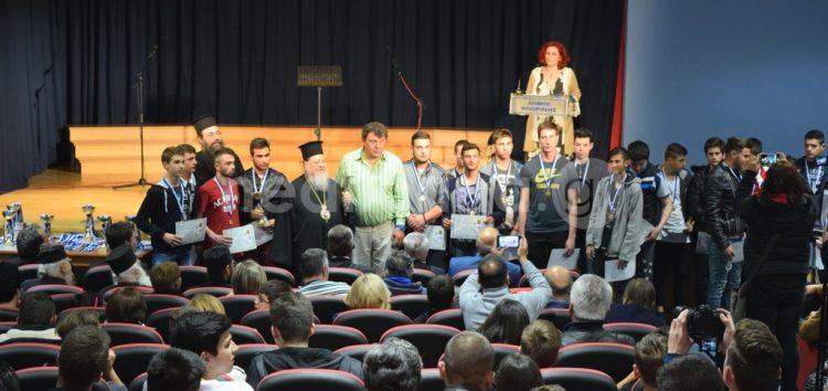 Ολοκληρώθηκε στη Φλώρινα η 2η Αθλητική Συνάντηση Μαθητών Εκκλησιαστικών Σχολείων (video, pics)