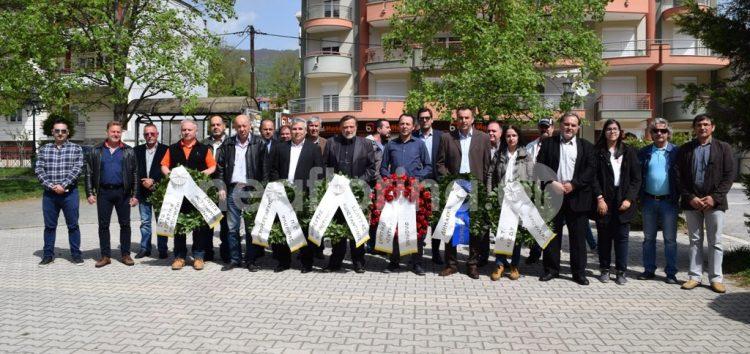 Ο εορτασμός της Εργατικής Πρωτομαγιάς από το Εργατικό Κέντρο Φλώρινας (video, pics)