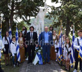 Οι εκδηλώσεις για την ημέρα μνήμης της Γενοκτονίας των Ελλήνων του Πόντου (video, pics)