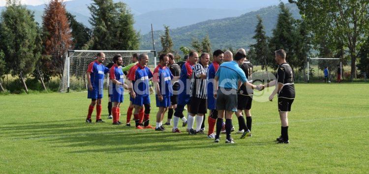 Η έναρξη του 10ου τουρνουά ποδοσφαίρου της Ένωσης Αστυνομικών Υπαλλήλων Φλώρινας (video, pics)