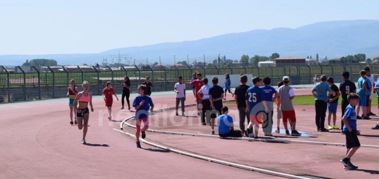 Οι αγώνες αθλοπαιδείας – κλασικού αθλητισμού των δημοτικών σχολείων της Π.Ε. Φλώρινας (video, pics)