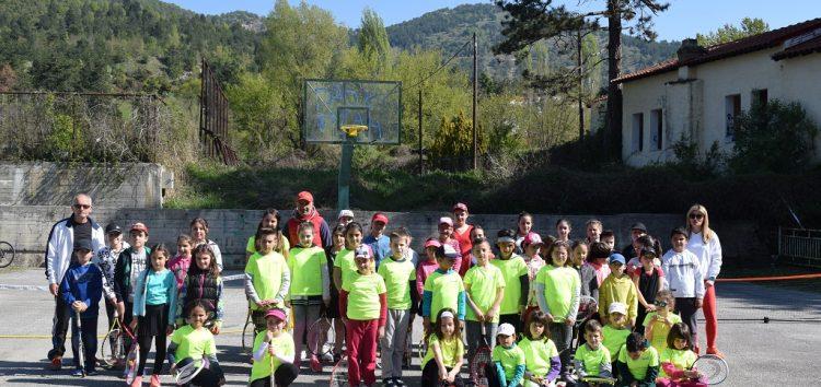 Στη Φλώρινα το 5ο Προπαιδικό Πρωτάθλημα Αντισφαίρισης Κεντροδυτικής Μακεδονίας