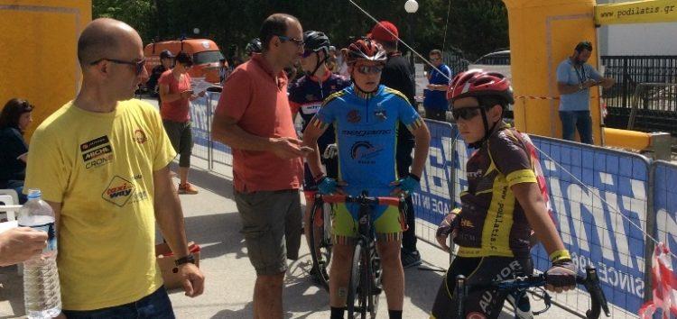 Η ομάδα ποδηλασίας του ΣΟΧ στο Πρωτάθλημα Βορείου Ελλάδος ατομικής χρονομέτρησης