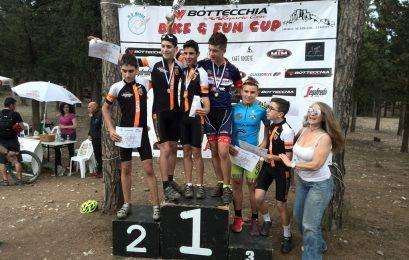 Η ομάδα ποδηλασίας του ΣΟΧ στον 2o διασυλλογικό αγώνα mountain bike bottecchia bike & fαmily