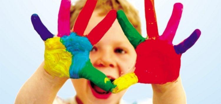 Έκθεση ζωγραφικής παιδικού τμήματος της Λέσχης Πολιτισμού Φλώρινας