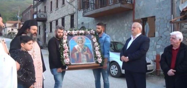 Η εορτή του Αγίου Γερμανού στο δήμο Πρεσπών (video)
