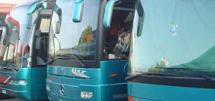 Πωλείται λεωφορείο ΚΤΕΛ