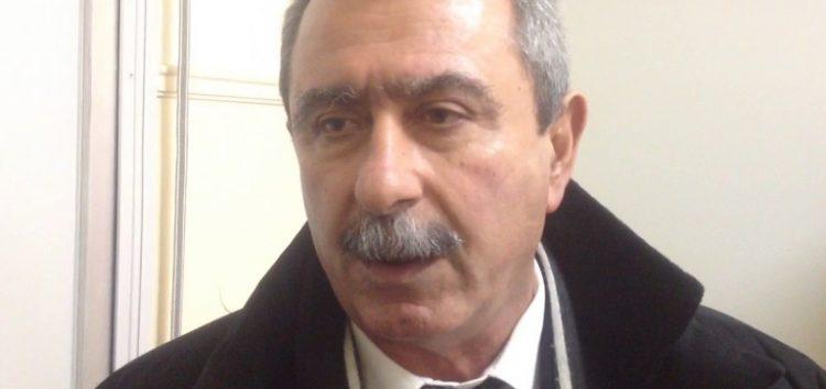 Ο συντονιστής της Αποκεντρωμένης Διοίκησης Β. Μιχελάκης για τη λίμνη Βεγορίτιδα