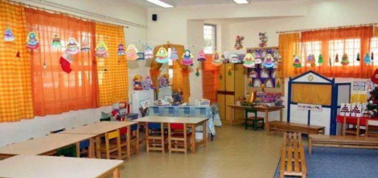 Κοινοβουλευτική παρέμβαση του ΚΚΕ για τους παιδικούς σταθμούς