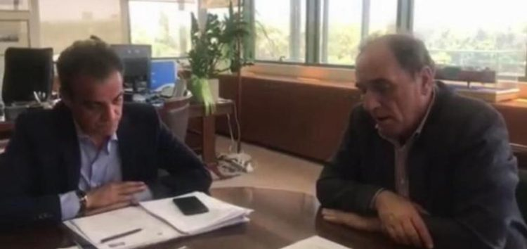 Έρχεται το φυσικό αέριο στη Δυτική Μακεδονία (video)