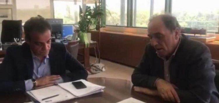 Προχωρούν ταχύτατα οι διαδικασίες για τους Αναργύρους – Στο Π.Δ. και η Ακρινή με διαβεβαίωση Σταθάκη (video)