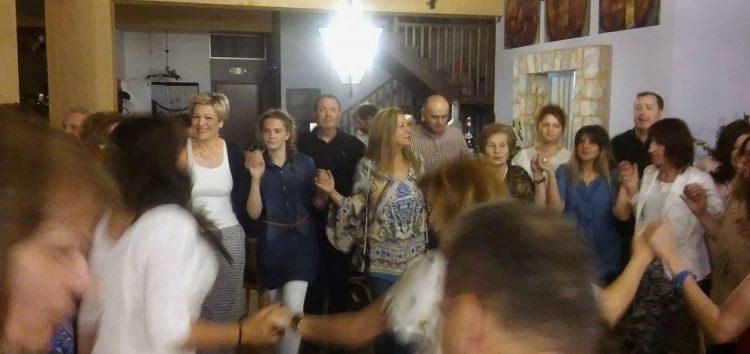 Γιορτή λήξης της χορευτικής σεζόν του τμήματος Παραδοσιακών Χορών του Λυκείου των Ελληνίδων Φλώρινας (pics)