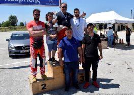 Τρεις Φλωρινιώτες οδηγοί στη 18η Δεξιοτεχνία Αυτοκινήτου Πτολεμαΐδας! (pics)