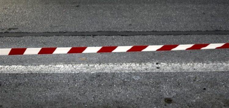 Διακοπή κυκλοφορίας στο δρόμο Αναργύρων – Βαλτονέρων