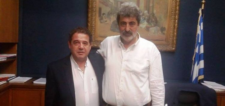 Ο Σταύρος Γιαννακίδης στο Υπουργείο Υγείας – Σημαντικές επαφές με την ηγεσία του Υπουργείου