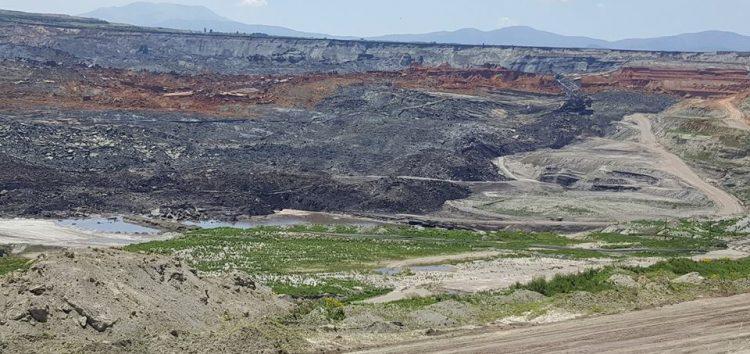 Σε κατάσταση έκτακτης ανάγκης ο οικισμός των Αναργύρων μετά την κατολίσθηση στο ορυχείο Αμυνταίου