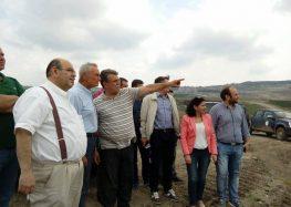 Ο αντιπρόεδρος και κλιμάκιο των ΑΝ.ΕΛ. σε ορυχείο Αμυνταίου και Ανάργυρους (pics)