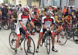 Οι Ποδηλάτρες Φλώρινας στον 12ο Ποδηλατικό Γύρο Λίμνης Πολύφυτου