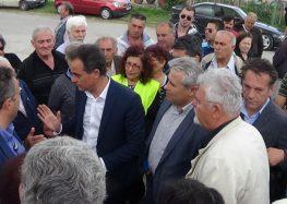 Θ. Καρυπίδης από Ανάργυρους: «Θα σηκωθεί όλο το χωριό και θα αποζημιωθούν όλες οι επιχειρήσεις» (video)