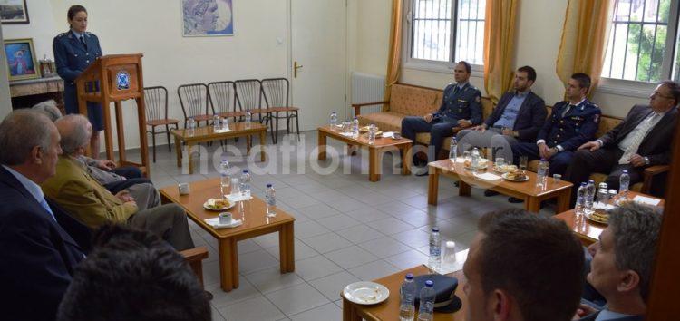 Ο εορτασμός της «Ημέρας Τιμής των Αποστράτων της Ελληνικής Αστυνομίας» στη Φλώρινα (video, pics)