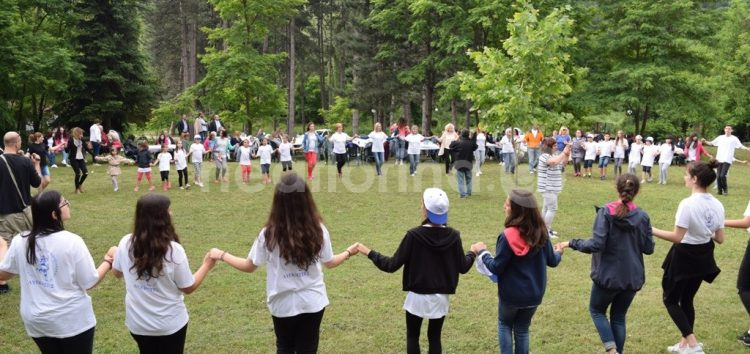 Η γιορτή λήξης της χορευτικής χρονιάς από το Σωματείο Ελληνικών Παραδοσιακών Χορών «Λυγκηστές» (video, pics)