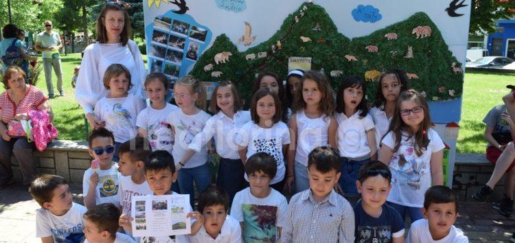 «Ανακαλύπτοντας το περιαστικό δάσος της πόλης μου» από το Πειραματικό Δημοτικό Σχολείο Φλώρινας (video)