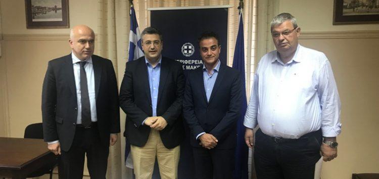 Ομόφωνη πρόταση των τεσσάρων Περιφερειαρχών της Β. Ελλάδας προς την κυβέρνηση για το θέμα των διοδίων στην Εγνατία Οδό