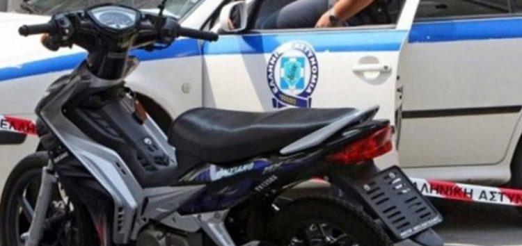 Άμεση σύλληψη 40χρονου αλλοδαπού για κλοπή δίκυκλης μοτοσικλέτας στη Φλώρινα