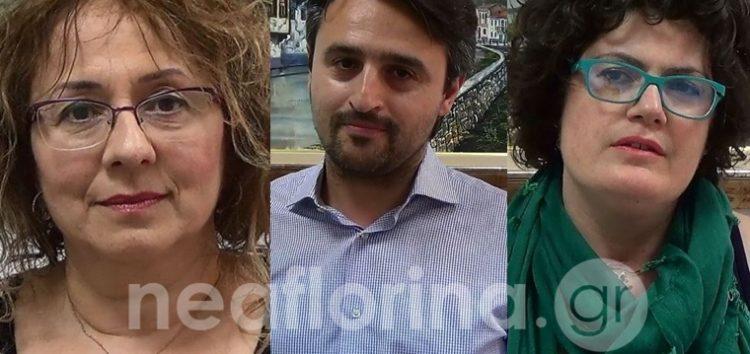 Πολιτική εκδήλωση της Δημοκρατικής Συμπαράταξης στη Φλώρινα (video)
