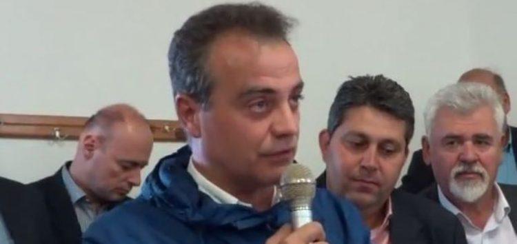 Θ. Καρυπίδης: «Φυσικό αέριο θα πάρει και η Δυτική Μακεδονία» (video)