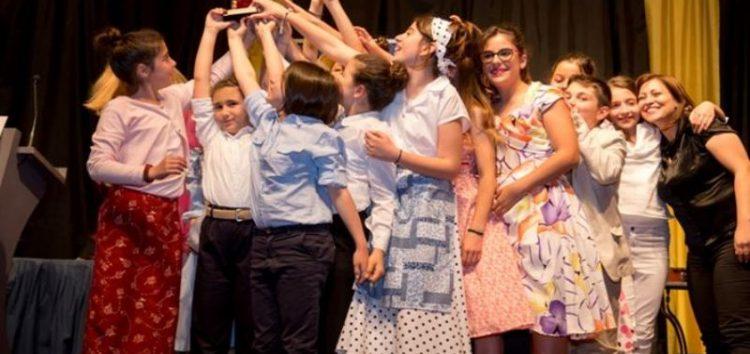 Συγχαρητήριο του Συλλόγου Γονέων και Κηδεμόνων του Πειραματικού Δημοτικού Σχολείου Φλώρινας