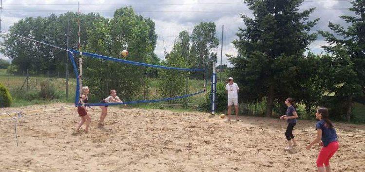 Συνεχίζεται το τουρνουά beach volley του ΑΠΣ Ήφαιστος στο Tsotakis Place (pics)