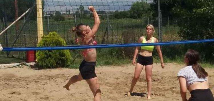 Ολοκληρώθηκε το τουρνουά beach volley του ΑΠΣ Ήφαιστος