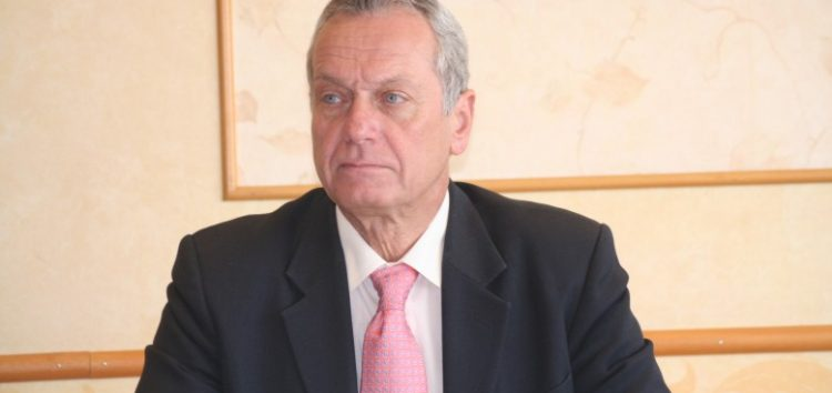Ο αντιπρόεδρος των ΑΝ.ΕΛ. στο ορυχείο Αμυνταίου και στους Ανάργυρους